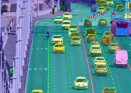 Training Data for Self-driving Cars   Keymakr